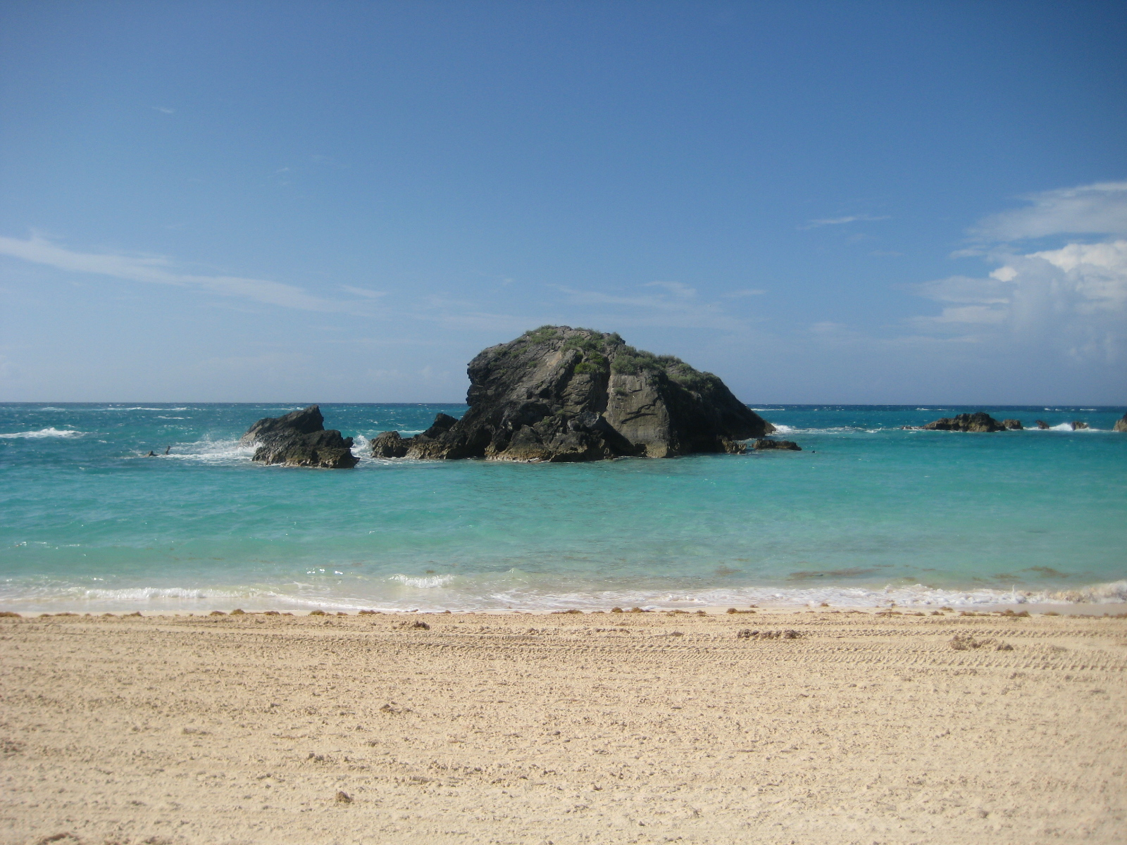 The Beach in Bermuda